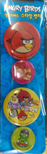 Angry Birds Pins Set 10 - Blue