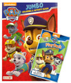 Paw Patrol Jumbo Coloring and Activity Book w/ Grab N Go Play Pack