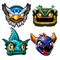 Skylanders Paper Masks (pack of 8)