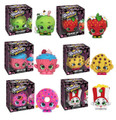 Funko Shopkins Set of 6 Vinyl Collectible Figures (Cupcake, Donut, Apple,...)