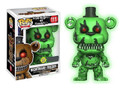 Funko Pop! Games Five Nights at Freddy's Green Nightmare Walmart Exclusive #111