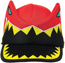 Power Rangers Deluxe Hat - Dino Charge