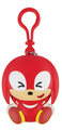 Sonic Boom Emoji Clip-on Figure - Cute Knuckles