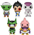 Funko Pop! Anime Dragonball Z Toys - Bad Guys