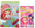 Strawberry Hooray Let's Play Activity Book And Grab N Go Play Pack