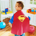 Superman Plastic Cape