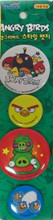 Angry Birds Pins Set 1 - Green
