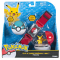 Pokemon Clip 'N' Carry Pokeball Belt - Pikachu by Tomy