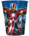 12X Avengers Assemble Plastic 16 Ounce Reusable Keepsake Favor Cup