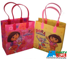 Dora The Explorer Party Favor Goodie Small Gift Bags 12 pcs