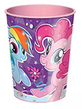 My Little Pony Plastic 16 Ounce Reusable Keepsake Favor Cup