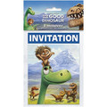 The Good Dinosaur Pack of 8 Invitations Fabulous Kids Party