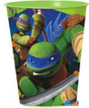 Teenage Mutant Ninja Turtles 16 Oz Reusable Keepsake Favor Plastic Cup