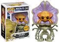 Funko Pop! Movies Independence Day Alien Vinyl Figure Chase #283 & Pop Protector