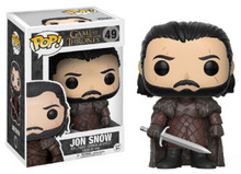 Funko Pop! Game of Thrones Jon Snow Vinyl Figure #49