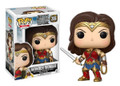 Funko Pop! Movies DC Justice League Wonder Woman Vinyl Figure #206