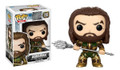 Funko Pop! Movies DC Jusice League Aquaman w/ Trident Vinyl Figure #205
