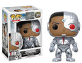 Funko Pop! Movies DC Justice League Cyborg Vinyl Figure #209