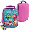 I Love Shopkins Square Lunch Bag Lunch Box