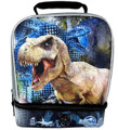 Jurassic World Dual Compartment Lunch Bag Lunch Box