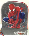 Amazing Spiderman 2 Dual Compartment Lunch Box Lunch Bag - Posing