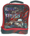 Disney's Cars Dual Compartment Lunch Box Lunch Bag - Friends to the Finish
