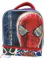 Spiderman 2 Dual Compartment Lunch Box Lunch Bag - Head Shot