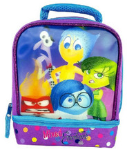 "Inside Out ""Mixed Emotions"" Dual Compartment Lunch-bag"