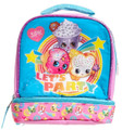 "Shopkins ""Let's Party"" Dual Compartment Lunch-bag"