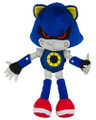 "Sonic The Hedgehog Metal Sonic 12"" Inch Plush"