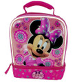 "Minnie ""Flowers"" Dual Compartment Lunch-bag"