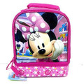 "Minnie Mouse ""Stars"" Dual Compartment Lunch-bag"