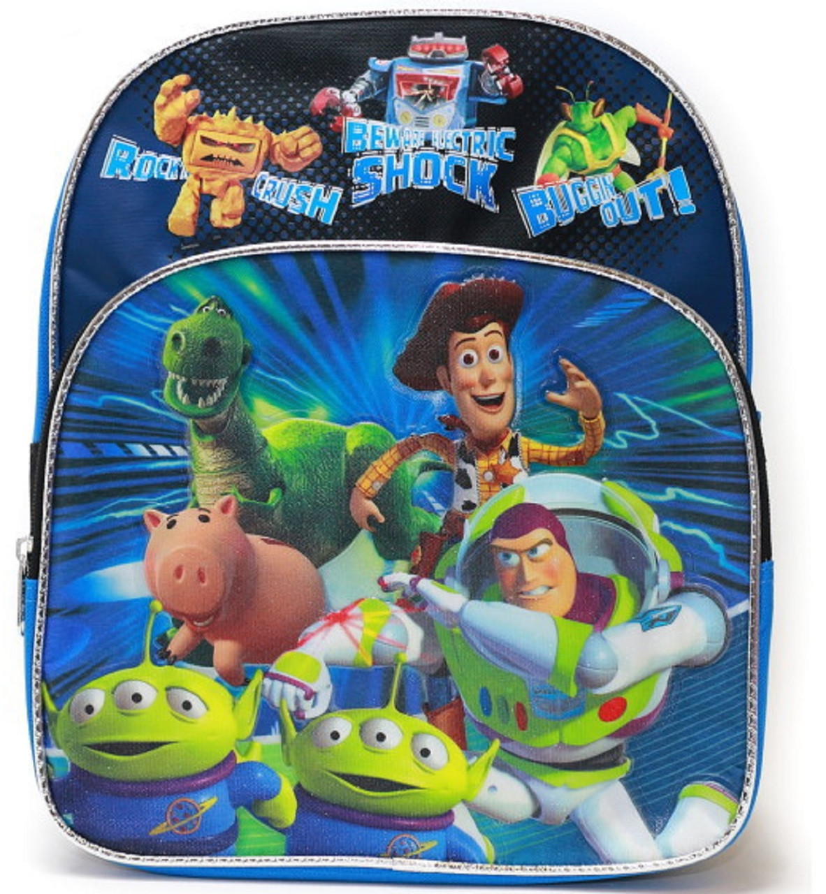 0ed39bf9b0d Small Backpack - Disney - Toys Story 3 - Team Boys New School Bag 501273