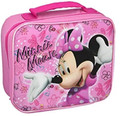 Minnie Mouse Rectangular Pink Lunch-bag