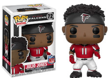 Funko Pop! Football NFL Falcons Julio Jones Vinyl Figure #72