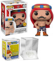 Funko Pop WWE Iron Sheik Chase w/ Pop Protector