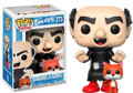 Funko Pop! Animation The Smurfs Gargamel and Azrael Vinyl Figure #274