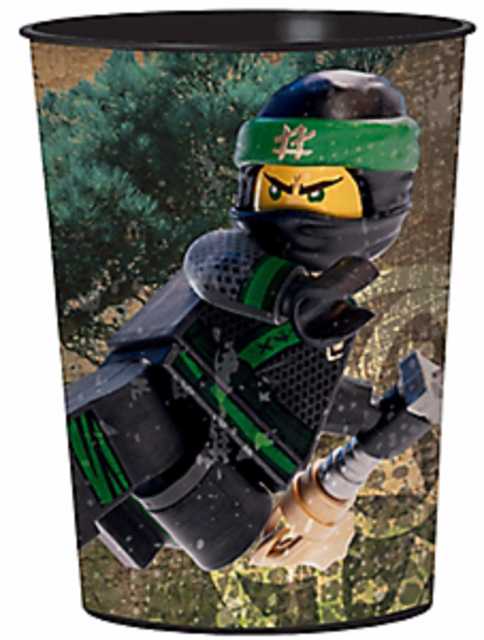 Lego Ninjago 16oz Party Favor Plastic Cup