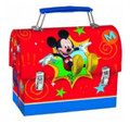 Mickey Mouse Clubhouse Dome Tin Stationery Lunch Box Lunchbox