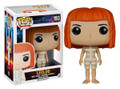 Funko Pop Movies The Fifth Element Leeloo Straps Vinyl Figure Action Figure Toy #193 (Soon to be Vaulted)