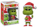 Funko Pop! Books The Grinch Santa Grinch Vinyl Figure #12