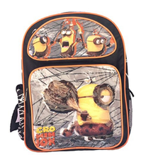Backpack - Despicable Me - Crominion Minion Large School Bag