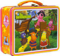 Backyardigans Tin Box Sandwich Case Pencil bag - Orange