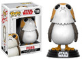 Funko Pop! Star Wars Porg Vinyl Bobblehead Figure Toy #198