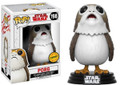 Funko Pop! Star Wars Porg Vinyl Bobble-Head Figure Chase Toy #198