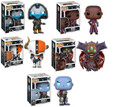 Funko Pop! Games Destiny Zavala, Cayde-6, Ikora, Lord Shaxx, Oryx Bundle Vinyl Figures