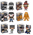 Funko Pop! Heroes Batman The Animated Series Phantasm, Clayface, Batman (Robot) Cat-Woman, Scarecrow, Bane Bundle Vinyl Figures