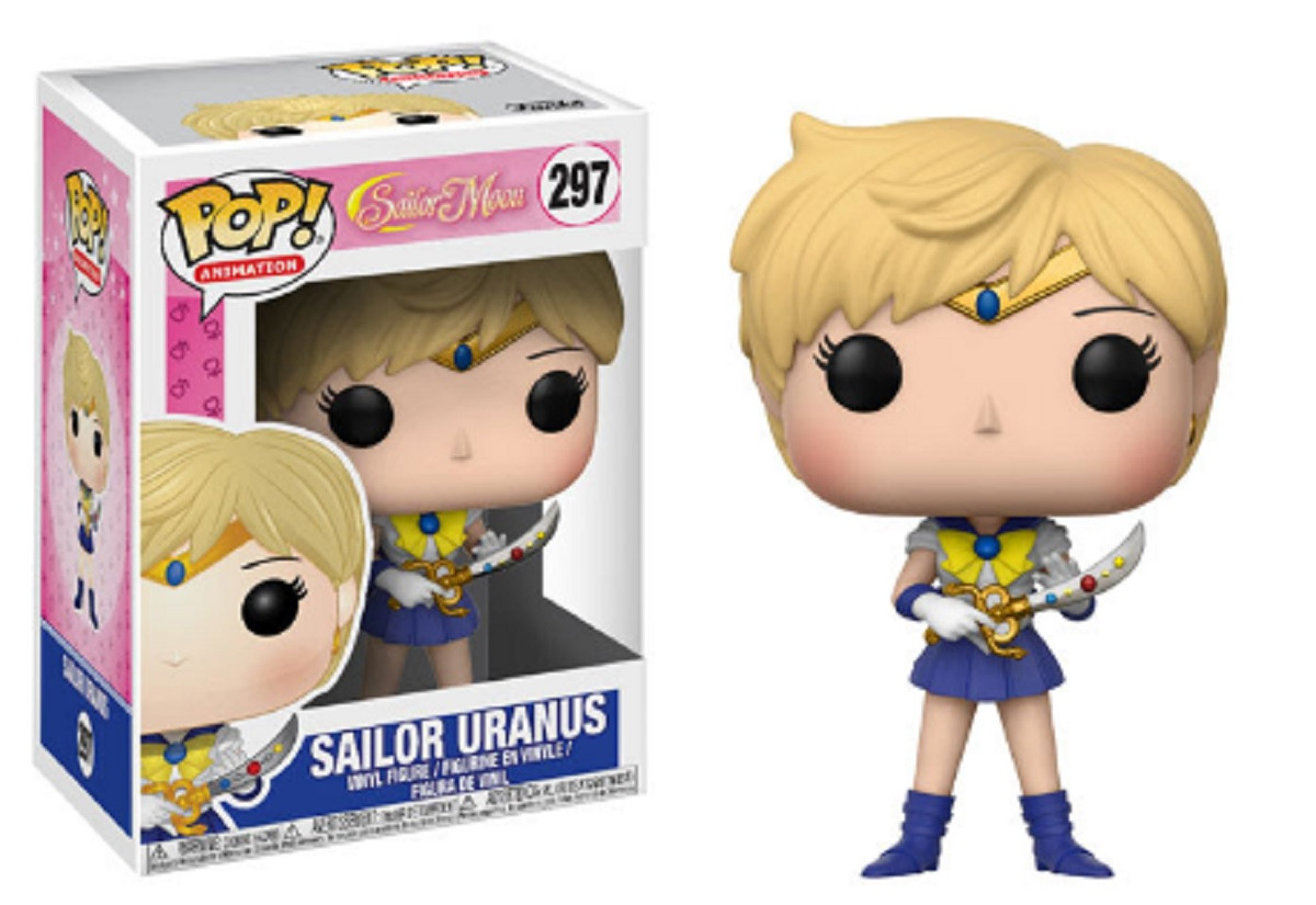 Funko Pop! Animation Sailor Uranus Vinyl Figure #297