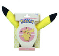 Pokemon Pikachu Ears Plush Headband Hairband