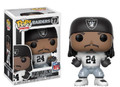 Funko Pop! NFL Raiders Marshawn Lynch Vinyl Figure #77